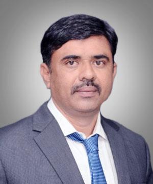Mr. Abhijit R. Hegade