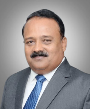 Mr. Dnyandeo R. Kadam